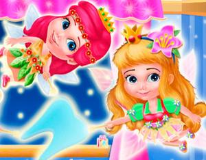 play Tooth Fairies Princesses