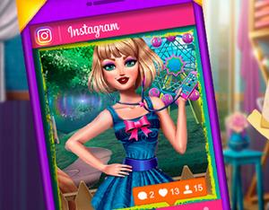 play Fashion Girl Profile Picture