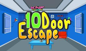10 Door Escape game