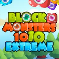 Block Monsters 1010 Extreme game