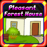 play Pleasant Forest House Escape