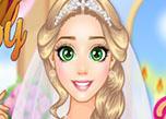 play Rapunzel'S Dream Wedding