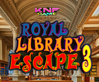 play Royal Library Escape 3