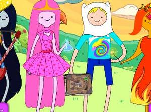 play Adventure Time Dress Up