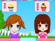 Play Little Cupcake Shop Game