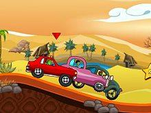 play Zombie Super Race