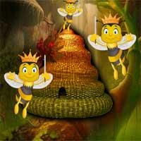 play Honey Bees Forest Escape