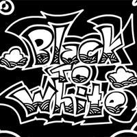 Black To White game