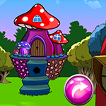 play Mushroom House Escape