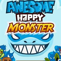 play Awesome Happy Monster