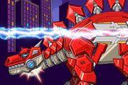 Toy War Robot Stegosaurus game