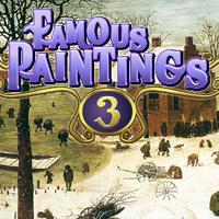 Famous Paintings 3 game