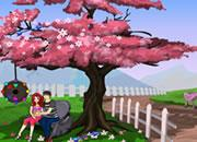 play Romantic Park Escape