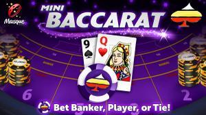Baccarat Mini game