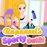play Rapunzel'S Sporty Outfit