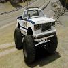 play Police Monster Truck 3D