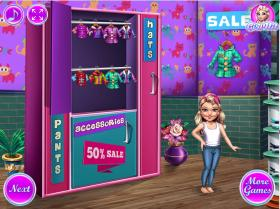 Princesses Winter Amusement - Free Game At Playpink.Com game