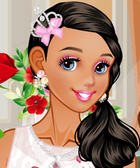 play Princess V-Day Dress Up Game