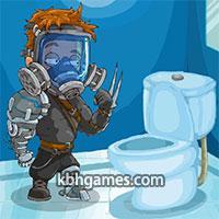 play Toilet War