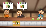 play Sushi Battle