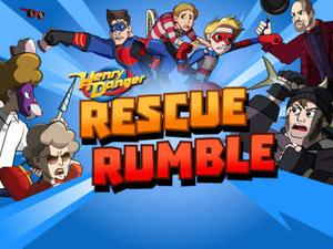 Henry Danger: Rescue Rumble Action game