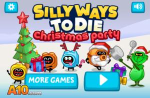 play Silly Ways To Die Christmas Party