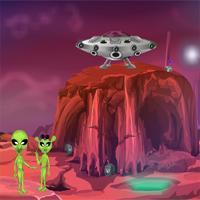 play Games4Escape Valentine Aliens Escape