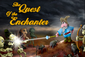 play The Quest Of The Enchanter