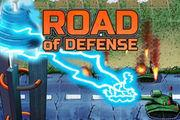 play Road Of Defense