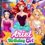 play Ariel Birthday Girl