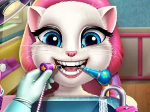 Angela Real Dentist game