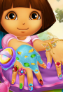 Dora Nail Spa game