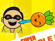 Play Super Pineapple Pen Game