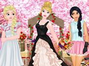 play Princess Wedding: Classic Or Unusual