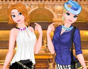 play Royal Sisters Tour De France