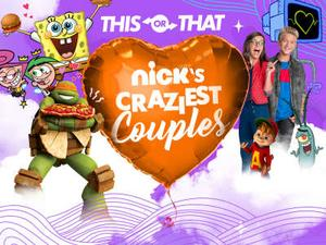 Nickelodeon: Nick'S Craziest Couples Quiz game