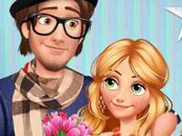 play Rapunzel Be My Valentine