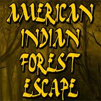 play American Indian Forest Escape