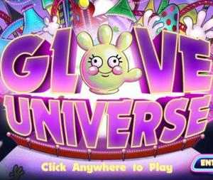 Spongebob Glove Universe game