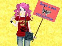 play Anime Animal Lover
