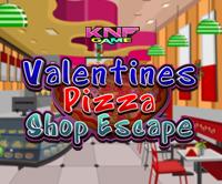Valentines Pizza Shop Escape