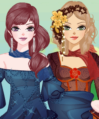 play Renaissance Fashion Game