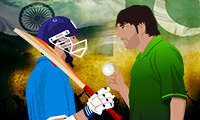 Indo Pak Cricket game