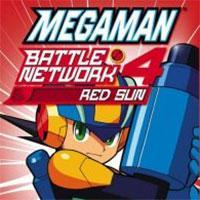 play Mega Man Battle Network 4 Red Sun