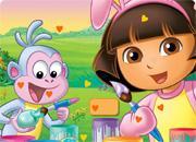 Dora Valentine Hidden Hearts game
