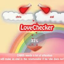 Play Love Checkers game