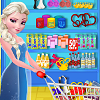 play Elsa Cake Decoration