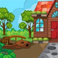 G4K-Cartoon-Garden-House- game
