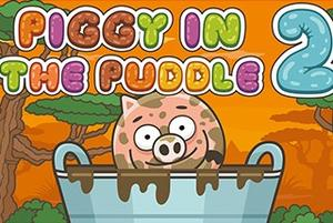 play Piggy In The Puddle 2