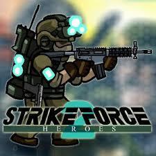 Play Strike Force Heroes game